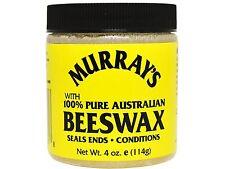 Murray's Yellow 100% Pure Australian Beeswax Pomade 114g