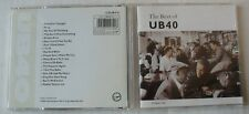 UB 40 (CD)  THE BEST OF