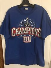 New ListingNew York Giants Super Bowl Champions XLVI T-Shirt Size Large 45ebffd5e