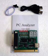 Motherboard de desktop & Laptop Pc Usb Y Analizador PCI