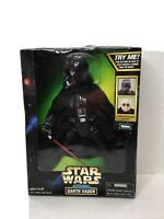 "Darth Vader Electronic action figure Kenner Star Wars Action Collection 12"" MIB"