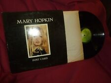 Mary Hopkin Post Card APPLE ST 3351  VINYL LP
