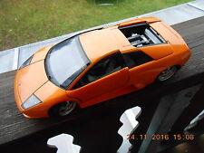 aus Sammlung: AUTOART 1:18 Lamborghini Murcielago mit Fehlteilen Beschädigungen