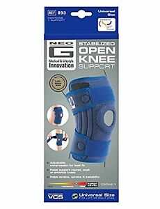 Neo-G Knee Support, Stabilized Open Knee.Left or Right Knee..