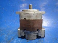 USED Gear Pump Parker 0120748