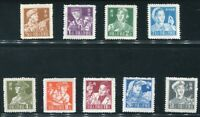 China Stamps 1955 R8 Regular Issue with  Design of Workers,Peasants,Soldiers VF
