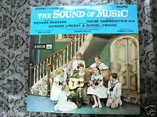 LP RECORD VINYL THE SOUND OF MUSIC MONO 1961 PRESSING WILLIAMSON  HIS MASTER VOI