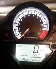 SUZUKI SV 1000 2003 - 2007 LED CLOCK KIT LIGHTENUPGRADE