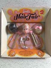 Vintage Barbie Doll BARBIE HAIR FAIR BLOND BRAND NEW NRFB MIB MIP MOC