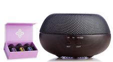 25%OFF NEW doTERRA Walnut Brevi Diffuser & 5ml Introductory Set Aromatherapy