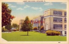 LIBERTY HIGH SCHOOL, BETHLEHEM, PA