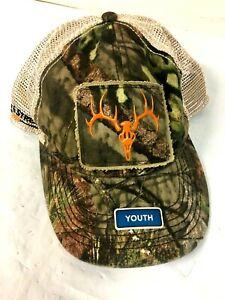 Field & Stream Youth Hunting Cap, Realtree Xtra - 9R_04