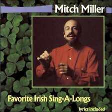 MITCH MILLER : IRISH SING ALONGS (CD) sealed
