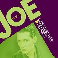 Italo CD Joe Yellow Greatest Hits & Remixes 2CDs