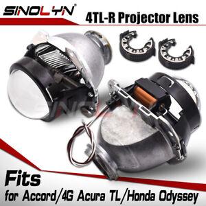 4TL-R Bi-xenon HID Projectors D2S/D2H Kit For Honda Accord/ Odyssey /4G Acura TL