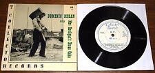"DOMINIC BEHAN ~ MRS HOOLIGAN'S XMAS CAKE ~ UK COLLECTOR 4-TRACK FOLK 7"" EP 1960"