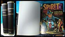 SPIRIT de GARBO editorial. nº's: 1 a 24 encuadernados en 2 tomos. Año 1975-77.