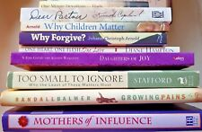 Christian Books,  Bulk Lot Of 9 Books,  Includes...  VG~P/B & H/C   FREE POST