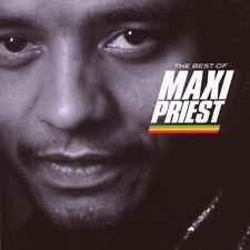 MAXI PRIEST - The best of - CD 2008 SIGILLATO SEALED