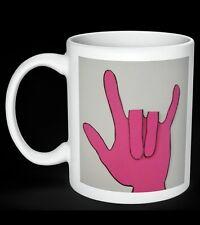 ❤️Tasse Gebärdensprache  Gebärden  Zeichen  Hand  ILY  Inklusion❤️