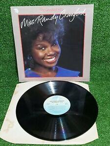 1984 Vinyl 33rpm Album. THE GREATEST HITS. MISS RANDY CRAWFORD. NE 1281 KTel