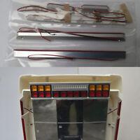 LED Licht Side Lampe Bar Strip Kits für 1/14 TAMIYA Scania 620 56323 730 470 SAT