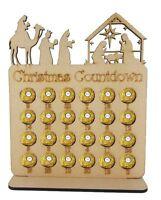 Advent Calendar Nativity Scene Fits Terry Chocolate Orange & Ferrero Rocher