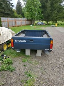 1994 NISSAN D21 PICK UP BED PRE OWNED