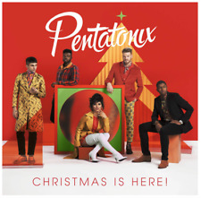 Pentatonix - Christmas is Here! (CD) • NEW • Holiday PRE-ORDER 10/26