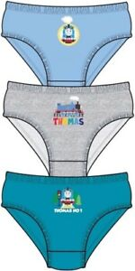 THOMAS THE TANK ENGINE PACK OF 3 BRIEFS!