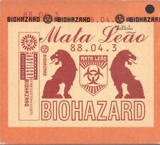 CD Biohazard ‎Mata Leão ,Neuwertig, Warner Bros. Records ‎– 9362-46208-2