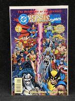 DC (Versus VS) Marvel #1/ Newsstand/ Comic/ Batman/ Wolverine/ Spider-Man/ Robin