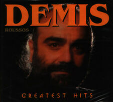 DEMIS ROUSSOS – BEST HITS - The BEST ( 2 CD in the set, 41 tracks, NEW, Sealed )