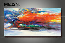 Abstract Hand-Painted Art Oil Painting Wall Decor canvas Unframed