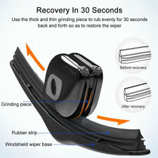 Universal Car Wiper Repair Tool Kit Windshield Wiper Blade Scratches Restorer