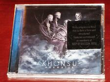 Khonsu: Anomalia CD 2012 Absu Keep Of Kalessin Season of Mist USA SOM 263 NEW