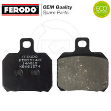 PASTIGLIE FRENO ANTERIORE FERODO ECO FRICTION PIAGGIO BEVERLY TOURER 400 2009