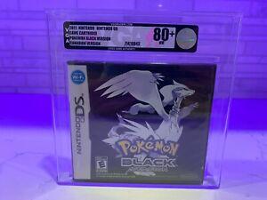 Pokemon: Black Version (Canadian) Brand New Sealed VGA 80+ Not WATA: NO RESERVE!