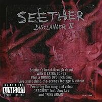 Seether - Disclaimer II (Deluxe Edition) (CD + DVD)