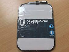 A4 Whiteboard & Pen & Eraser - Magnetic Fixing - Memo
