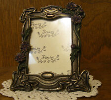 Art Nouveau Frame, #7309 DAISY FRAME, Studio Coll. by Summit, From Retail Store