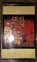 Steel Pulse Rastafari Centennial Cassette Tape Live In Paris Elysee Montmartre