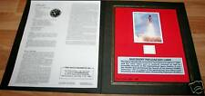 NASA Space Shuttle Discovery Payload Bay Liner w/ COA