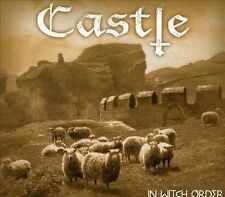 CASTLE - IN WITCH ORDER (CD LIKE NEW)