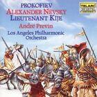 Prokofiev Alexander Newsky / Lieutenant Kije Andre Previn