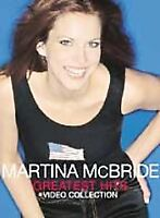 Martina McBride - Greatest Hits: Video Collection (DVD, 2001) - Reg 1 - NEW