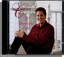 Carroll Roberson - A Wonderful Life (1996) - New MorningStar Gospel CD!
