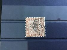 Baden  1862 SG25A used stamp cat 400 R30106