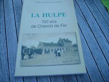 La Hulpe, 150 ans de chemin de fer (sncb)