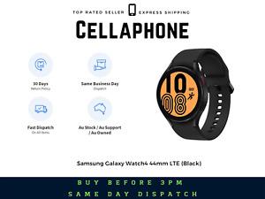 ~~Brand New~~ Samsung Galaxy Watch 4 44mm LTE (Black) -  Au Stock - Tax Invoice